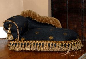 luxury dog beds for sale