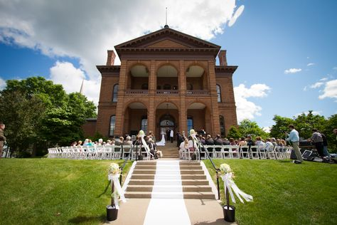 Washington County Historic Courthouse in Stillwater, Minnesota - Perfect for Weddings!