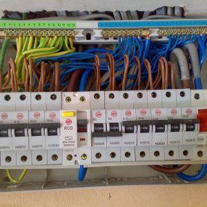 Wiring Diagram Dual Rcd Consumer Unit New Mk Garage Unit Wiring Diagram Wiring Diagram Ebook