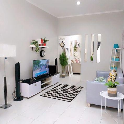 gambar dekorasi rumah minimalis type 36