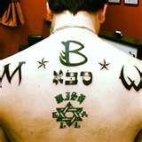 Jewish Tattoos  Faith