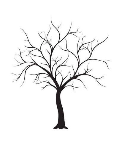 Baum Zeichnen Bleistift Schritt Fur Schritt