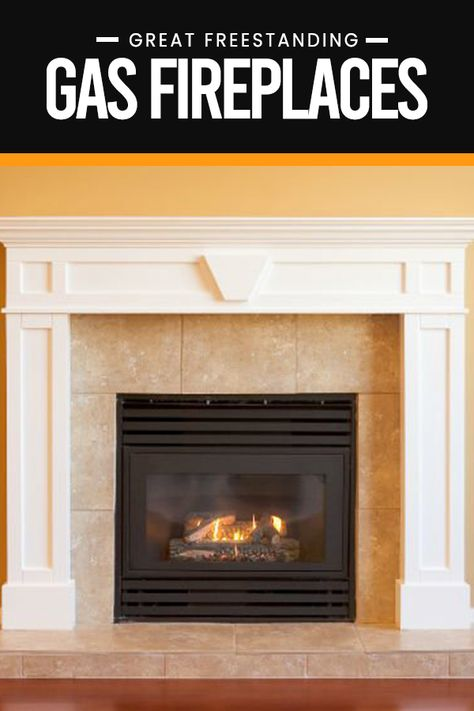 Great Freestanding Gas Fireplace In 2020 Gas Fireplace Cool Fire Pits Fireplace