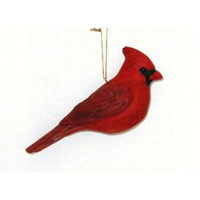 Songbird Essentials Cardinal Hanging Figurine Wayfair Ca Bird Christmas Ornaments Cardinal Ornaments Christmas Tree Ornaments