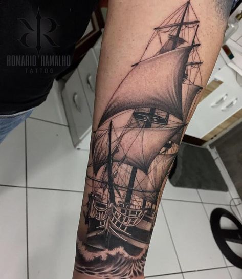 Caravela Tattoo