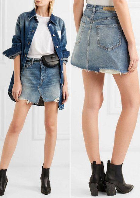 25 Coolest Designer Denim Skirts For Hot Summer Designer Denim Skirts Denim Skirt Denim Diy,Custom Design Apparel
