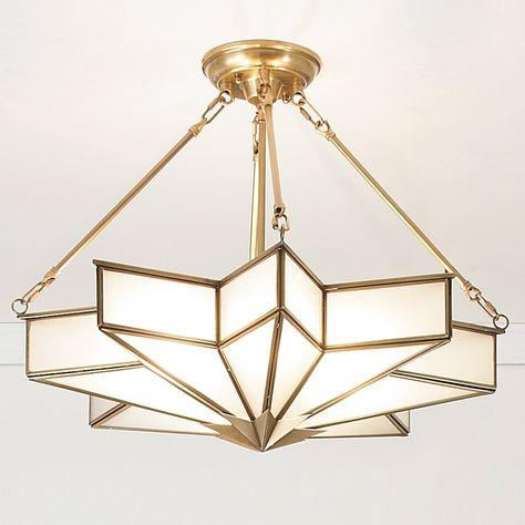 Star Chandelier, Chandelier Shades, Art Deco Chandelier, Art Deco Lighting, Mercury Glass Chandelier, Closet Chandelier, Elk Lighting, Unique Lighting, Moravian Star Light