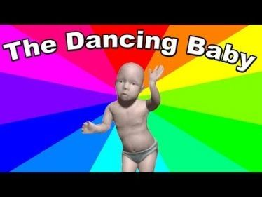 15 Top What Was The First Internet Meme Template 2021 Dancing Baby Meme Template Memes