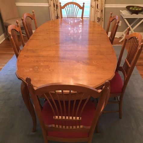 Ethan Allen French Country Dining Room Set Ethanallen With