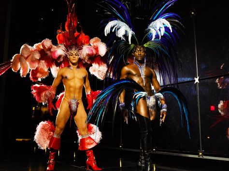 Cirque du Soleil Zumanity at EvolveVegas! www.EvolveVegasNYE.com