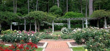 Trendy Garden Rose Design Layout 29 Ideas Rose Garden Design Birmingham Botanical Gardens Garden Design Layout Landscaping