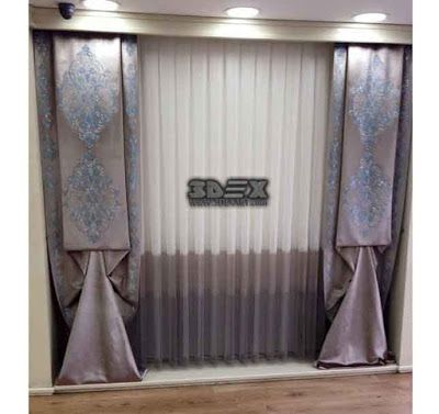 Latest Curtains Designs For Bedroom Modern Interior Curtain Ideas