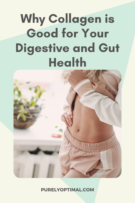 Collagen is known for its skin-friendly benefits. Did you know that it's also good for your digestive and gut health? Here's how it takes care of your gut. #guthealth #digestivehealth #collagenforguthealth #collagensupplements #collagen