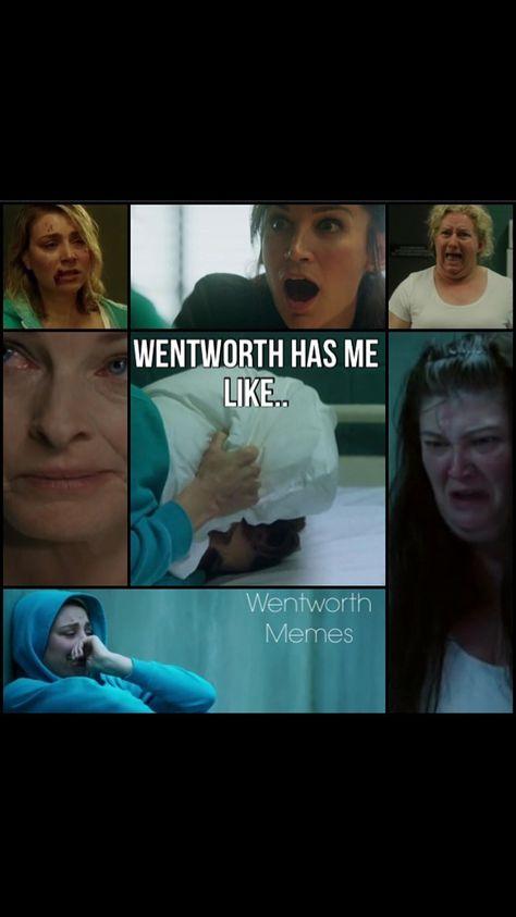 #wentworth #wentworthprison