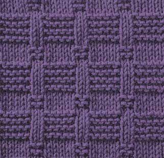 Tiles I - Stitch Sample