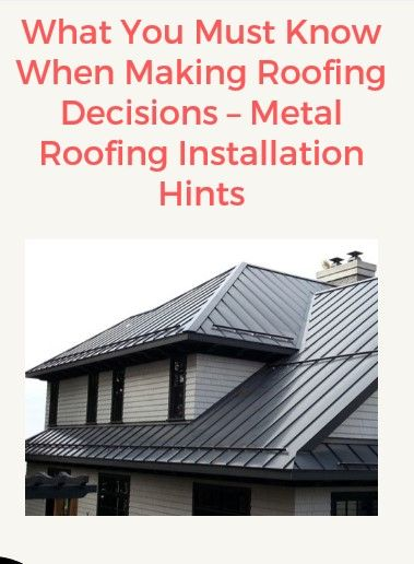 Useful Tips On How To Handle The Roof On Your Home Like A Pro In 2020 Roofing Cool Roof Roof Repair