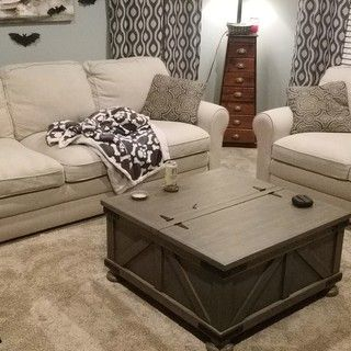 Aldwin Coffee Table With Lift Top Ashley Furniture Homestore Coffee Table Furniture Lift Top Coffee Table