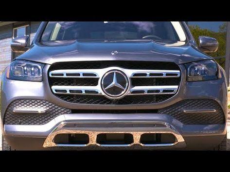 Mercedes Benz Gls 450 4matic Explained 2020 Youtube Mercedes