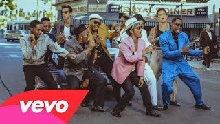 uptown funk mark ronson ft. bruno mars