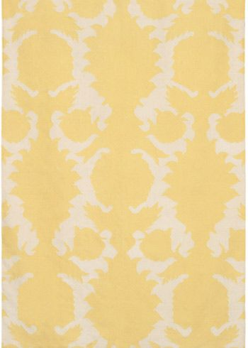 yellow nursery rug