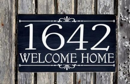 15 Best Ideas Exterior Wall Art House Numbers House Numbers Exterior Wall Art House Numbers Diy