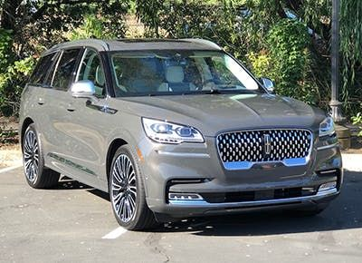 Here S What I Thought Of The 2020 Lincoln Aviator Lincoln
