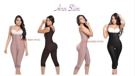 5a5aa2fb5c3 Fajas Colombianas Post-Surgery Post-Pregnancy En Fajate Butt Lifter Powernet  Ann
