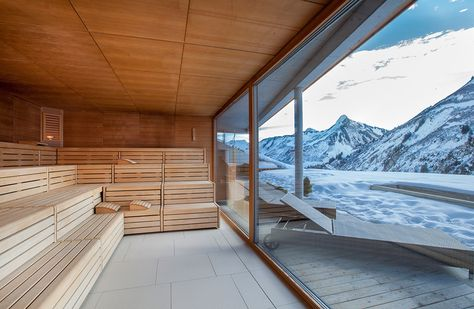 Il nuovo ALPENSCHLÖSSL \ LINDERHOF Wellnessresort - Alpenschlössl - relax finnische blockhaus sauna studio markunpoika