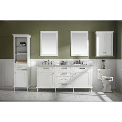 24++ 72 inch wooden white bathroom linen cabinet ideas