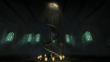 Amnesia Collection Horror Video Game Artwork Gameplay Concept