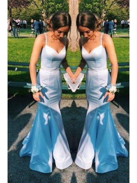 Elegant Mermaid Long Prom Dresses Formal Evening Dresses 99501177