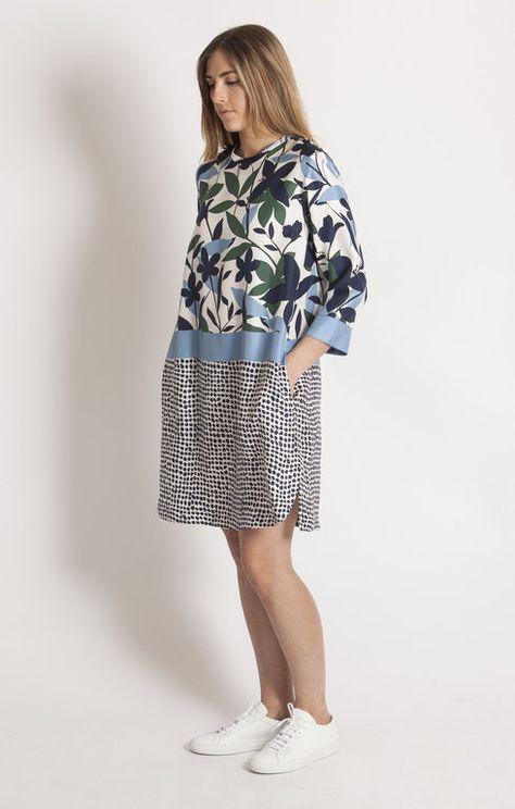 S MaxMara Ford Silk Twill Dress - Dresses