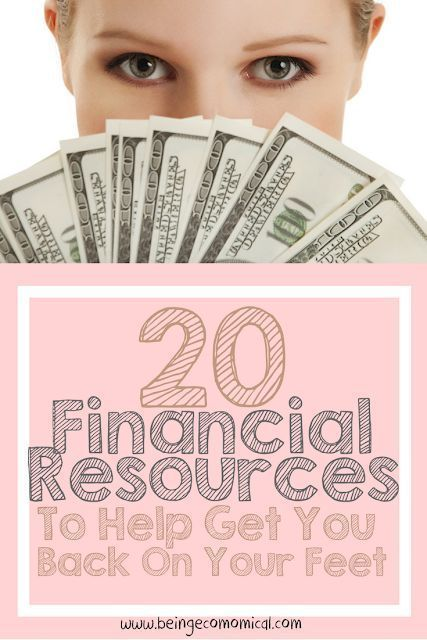 20 Financial Resources To Help Get You Back On Your Feet Personal Loans Payday Loans In 2020 Payday Loans Personal Loans Personal Financial Planning