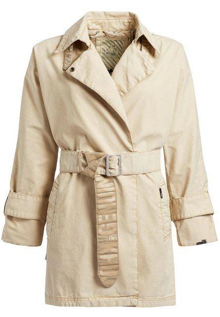 Kurzmantel »LUCILLE« aus Baumwolle | Coat, Jackets, Fashion