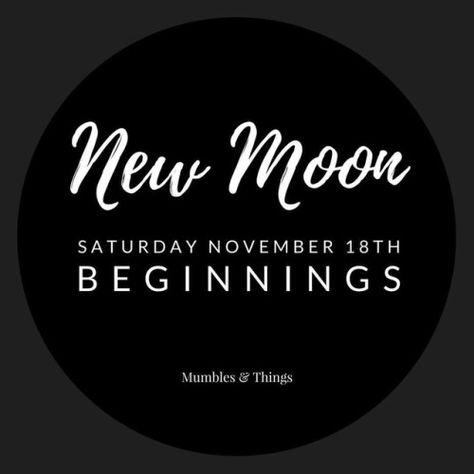 witchcraft New Moon The Lunar Phases...