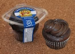 Did you know Chuck E. Cheese's is now offering a gluten-free chocolate cupcake from Fabe's in some of its stores?