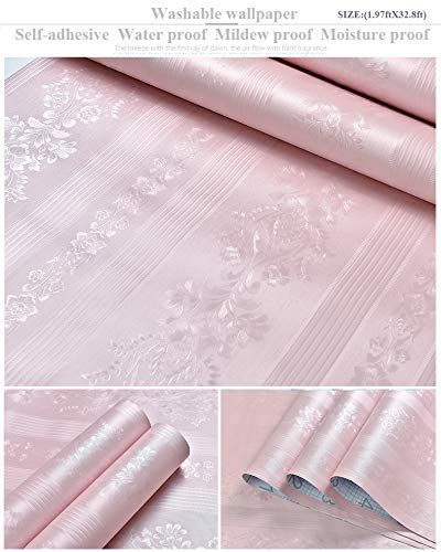 Generic Floral Adhesive Wallpaper Roll For Living Room Covering Adhesive Wallpaper Wallpaper Roll Floral Wallpaper