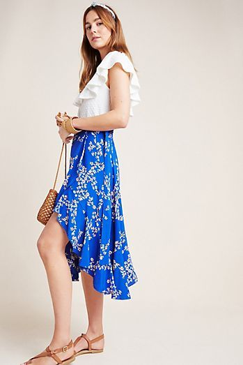 really comfortable buying new popular brand Farm Rio Mixed-Print Maxi Skirt | Summer in 2019 ...