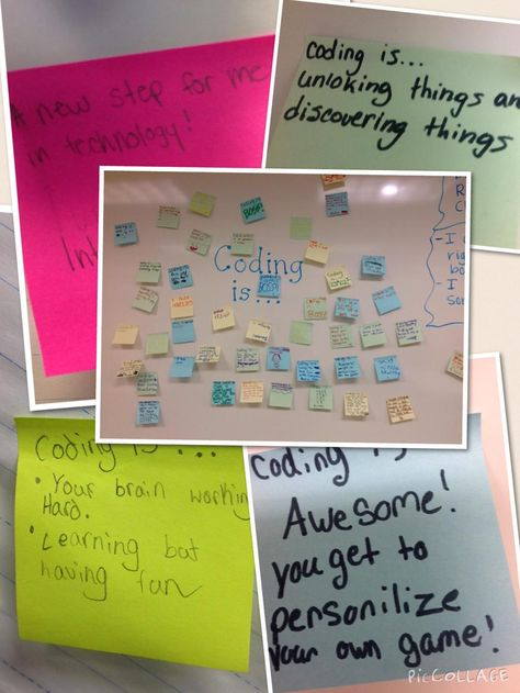 Reflections on #HourofCode during #library Mission accomplished. #lctitanhill #iowatl #tlchat #nebedchat @codeorg