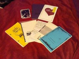 How Much Does It Cost To Print A Chapbook Chapbook Reading Writing Print