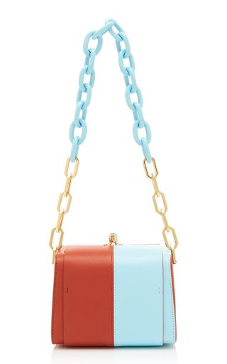 Piera Leather Bucket Bag By Ulla Johnson Moda Operandi Shoulder Bag Leather Bucket Bag Bags