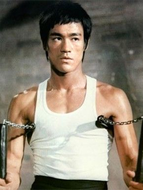 Pin Em Bruce Lee