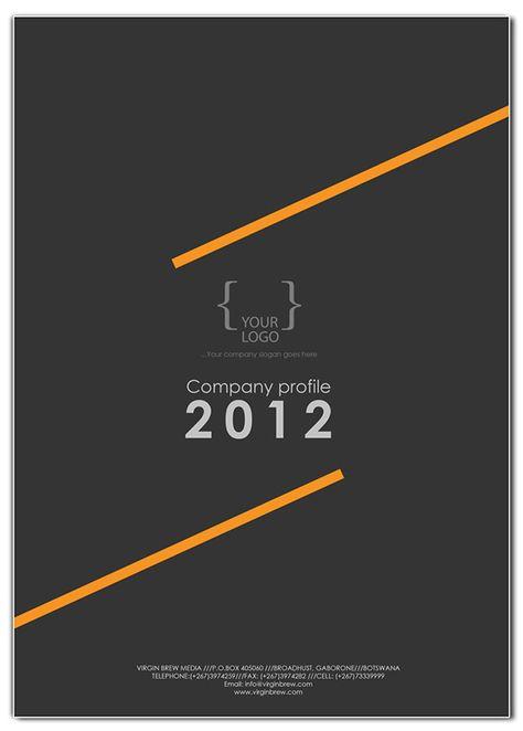 Best Images About Brochure Design On   Behance