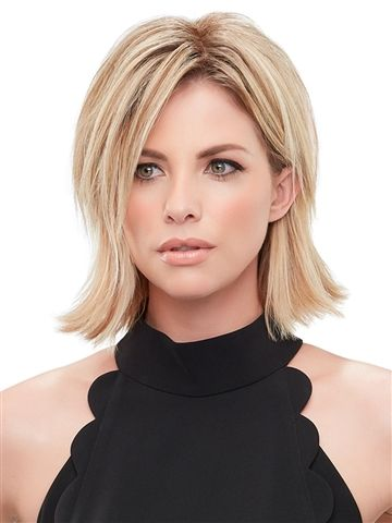 Kick it up a notch with this one-piece volumizer, which adds instant thickness by clipping in over the part. Its naturally beautiful Remy human hair is styled easily with heat and blends seamlessly.