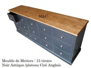 Meuble De Metiers 15 Tiroirs Meuble De Metier Mobilier De Salon Meuble