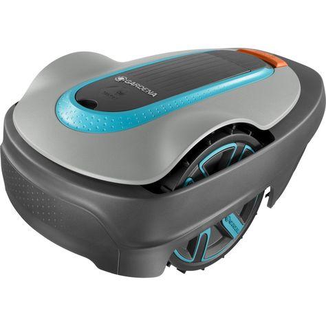 Robot Tondeuse Connecte Gardena Sileno City 500 Ethernet Wifi 500 M Tondeuse Robot Robot Connecte Robot