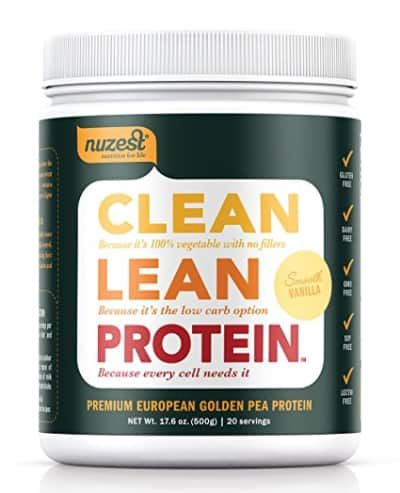 7 Best Vegan Protein Powders Pea Protein Powder Plant Based Protein Powder Pea Protein