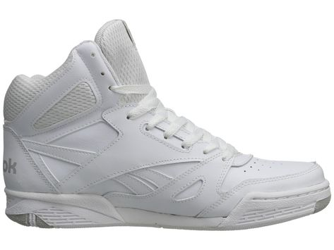 Reebok Royal BB4500 Hi Men s Basketball Shoes White Steel  5ab0e502f