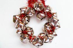 Second Grade Christmas Activities: Craft Jingle Bell Ornaments