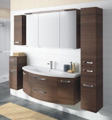 Badmobel Pelipal Fokus 4010 Set C 120 Cm Aufbewahrung Fur Kleines Badezimmer Badezimmerideen Badezimmer Design